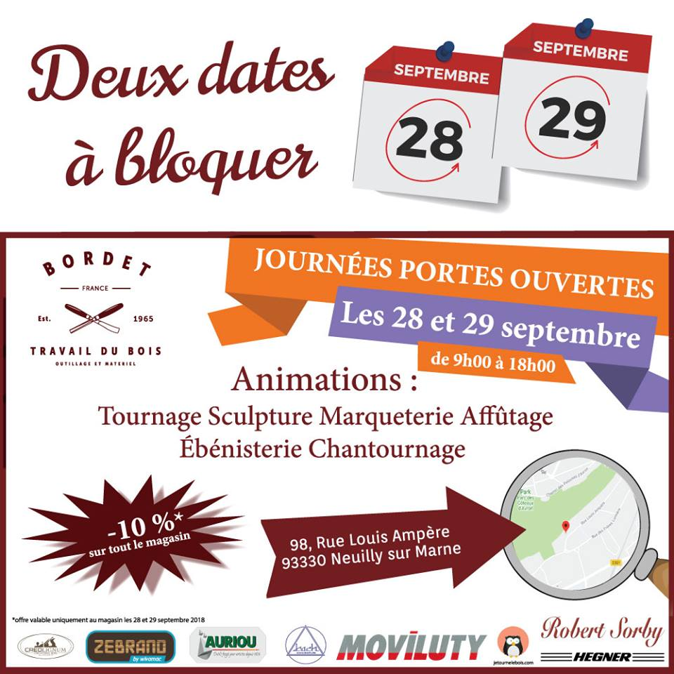 journees porte ouverte bordet septembre 2018